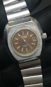 【送料無料】 腕時計 ビンテージ listingcyma vintage watch working automatic 27,5mm