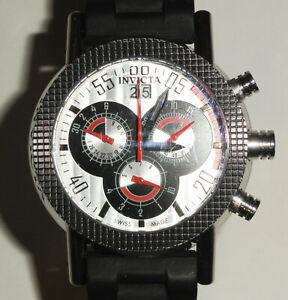 【送料無料】 腕時計 インヴィクタs1クロノグラフモデル3851invicta mens s1 collection rally chronograph, model 3851, hard to find