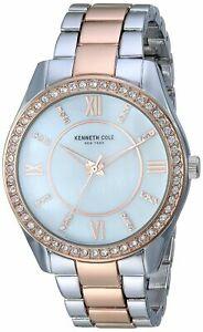 【送料無料】 腕時計 ケネスコールニューヨーク2ステンレスkc50739005kenneth cole york womens two tone stainless steel watch kc50739005