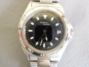 【送料無料】 腕時計 ビーラマンスチールマンステンレススチールウォッチ