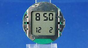 【送料無料】 腕時計 ヴィンテージスイスクオーツlcdデジタルalarm1970scal esa 934912 nosvintage swiss quartz lcd digital watch alarm movement 1970s cal esa 934912