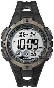 【送料無料】 腕時計 タイメックスmens indigloマラソンアラームクロノグラフt5k802timex mens indiglo marathon alarm chronograph t5k802 watch