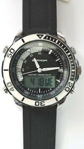 【送料無料】 腕時計 サンダマニュアルディジタルクロノグラフクオーツ