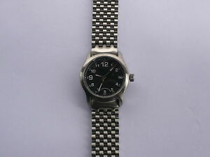 【送料無料】 腕時計 eta 955112ステンレスケースセットcase set including stainless steel bracelet for eta 955112