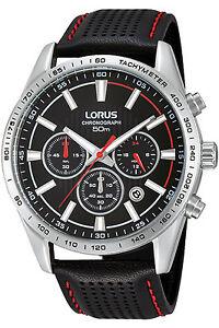 【送料無料】 腕時計 メンズクロノグラフクォーツステンレスケースブランドlorus rt301dx9,mens chronograph,quartz,stainless case,brand ,50m wr