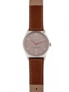 【送料無料】 腕時計 alvieroマルティーニalv0073ブラウンmensalvmens wristwatch alv by alviero martini alv0073 leather brown