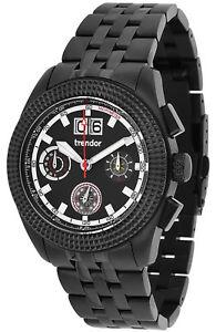 【送料無料】 腕時計 trendorクロノグラフクロノグラフ 763603trendor chronograph mens big date chronograph 763603