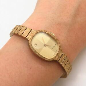 【送料無料】 腕時計 listinggoldヴィンテージmilus 17スイスサイズ6 14 listinggold filled vintage milus 17 jewels swiss wrist watch size 6 14