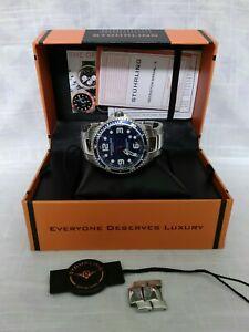【送料無料】 腕時計 オリジナルレガッタレースstuhrlingstuhrling original specialty grand regatta mens dive watch