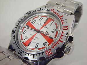 【送料無料】 腕時計 ヴォストーク automatic amphibian watch vostok 200m wr 2415 11075022 amphibia