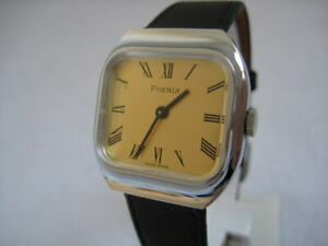 【送料無料】 腕時計 nos vintage nice swiss made watch phenix1960snos vintage nice swiss made watch phenix 1960s