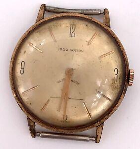 【送料無料】 腕時計 レンズウォッチヴィンテージlens isco watch cal as 1560 vintage watch 34 mm manual hand only works