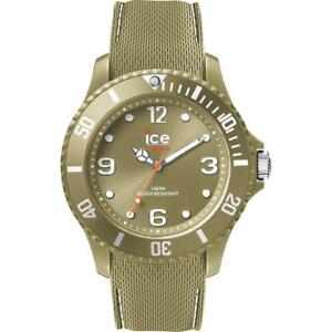 【送料無料】 腕時計 mensice watch sixty nine ic014554シリコーンカーキー100mt mens wristwatch ice watch sixty nine ic014554 silicone khaki sub 100mt