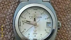 【送料無料】 腕時計 テクノスtechnos automatic date womens wrist watches