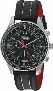【送料無料】 腕時計 detomasoフィレンツェクロノグラフbnnwdetomaso firenze cash chronograph watch steel bnnw working