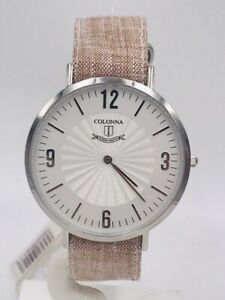 【送料無料】 腕時計 スチールカラムキャンバスシャツ40mmc2200lmc128