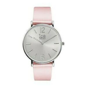 【送料無料】 腕時計 レザーストラップウォッチice watch ladies city tanner leather strap watch 001511