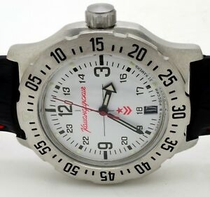 【送料無料】 腕時計 russian vostok350514 military auto wrist komandirskie watchbrand russian vostok 350514 military auto wrist komandirskie wa