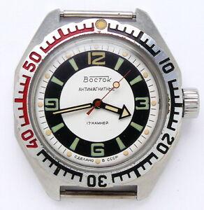【送料無料】 腕時計 ボストークkomandirskievostok amphibian komandirskie wrist watch