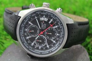 【送料無料】 腕時計 aviator avw8822g80クロノグラフaviator avw8822g80 mens chronograph quartz watch