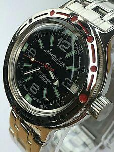 【送料無料】 腕時計 vostok amphibian russian diver watch automatic200m420640 vostok amphibian russian diver watch automatic 200 m 420640