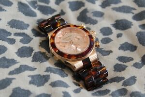 【送料無料】 腕時計 クロノグラフwr 50 mo47772viceroy chronograph wr 50 mo 47772 rose gold brown watch