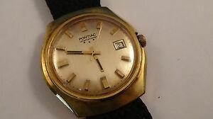 【送料無料】 腕時計 pontiacインターナショナルヴィンテージhandwinderpontiac international vintage watch handwinder