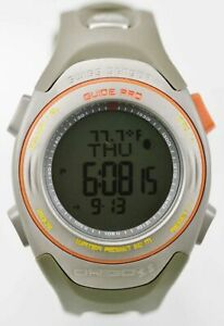 【送料無料】 腕時計 chroアラームゴム50morigoウォッチwc107origo watch men wc107 barometer altimeter world time chro alarm date rubber 50m