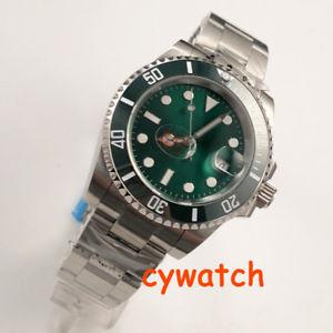 【送料無料】 腕時計 40mmサファイアmiyota 8215corgeutガラスwatch ceramic bezel 40mm sapphire glass automatic miyota 8215 movement corgeut
