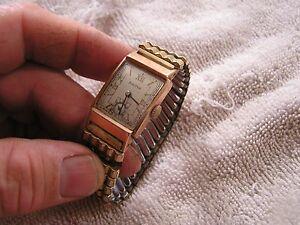 【送料無料】 腕時計 ヴィンテージブローヴァウォッチ218aevintage bulova watch 21 jewels 8ae gold filled