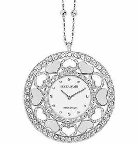 【送料無料】 腕時計 boccadamoペンダントswarovskirtl007boccadamo watch pendant time is love tl007 with swarovski crystals