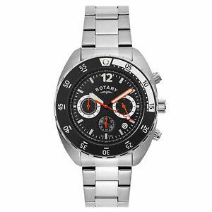 【送料無料】 腕時計 gb0049904rotary mens quartz watch gb0049904
