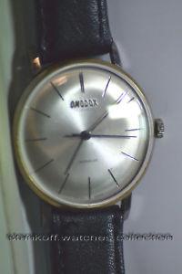 【送料無料】 腕時計 ビンテージスイスomodox ~17j rare calfhf 67 vintage circa 1970s swiss mens wristwatch