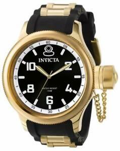 【送料無料】 腕時計 メンズロシアダイバースチールラバーストラップウォッチinvicta 1436 mens russian diver steel amp; rubber strap watch