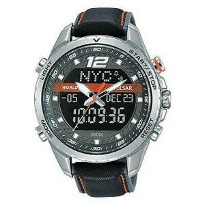 【送料無料】 腕時計 パルサートイレクロノグラフpz4029x1pulsar gents chronograph bracelet watch pz4029x1