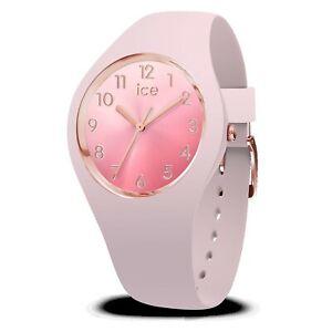 【送料無料】 腕時計 レディースサンセットストラップウォッチice watch ladies small ice sunset resin strap watch 015742