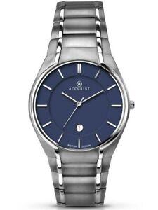 【送料無料】 腕時計 accuristヘントチタン7138accurist gents titanium watch 7138