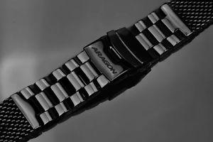 【送料無料】 腕時計 aragon 24meshakメッシュ24mmaragon 24meshak mesh bracelet polished 24mm