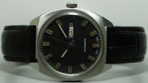 【送料無料】 腕時計 ビンテージスイスアンティークvintage camy automatic day date swiss made wrist watch s551 old antique used