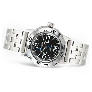 【送料無料】 腕時計 ヴォストークロシアアナログダイバーウォッチvostok automatic kal 2415100819 russian analog diver watch