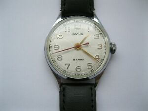 【送料無料】 腕時計 ビンテージソビエトソビエトロシアボルナヴォストーク1958 made vintage soviet ussr russian watch volna wostok vostok