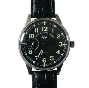 【送料無料】 腕時計 ソロシアパイロットsoviet russian pilot wristwatch molniya 18 jewels