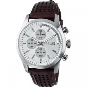 【送料無料】 腕時計 mensbreildrift ew0413 chrono50mtmens wristwatch breil tribe drift ew0413 chrono leather brown sub 50mt