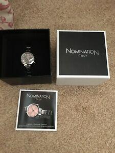 【送料無料】 腕時計 イタリアブレスレット nomination italy bracelet watch