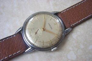 【送料無料】 腕時計 vertex revue manual wind wristwatch cmid 1950sa vertex revue manual wind wristwatch cmid 1950s