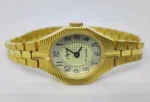 【送料無料】 腕時計 ビンテージレディースソウォッチスタンプvintage ladies luch hand winding stamped aux made in cccp ussr watch
