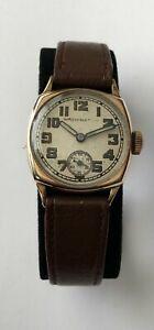 【送料無料】 腕時計 アンティークビンテージワシントンウォッチクッションantique vintage washington watch cushion shape 2 adjustments 15 jewels