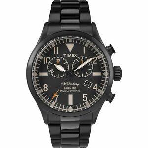 【送料無料】 腕時計 ウォーターベリークロノグラフtimex waterbury chronograph tw2r25000