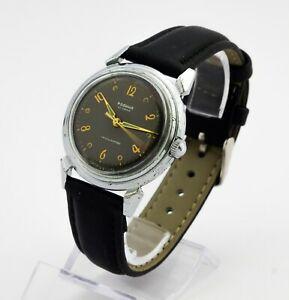 【送料無料】 腕時計 rodina 1 mchz 1950ヴィンテージussrsrodina 1 mchz 1950s collectible vintage first automatic ussr mens wristwatch s