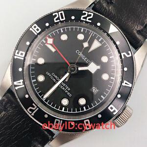 【送料無料】 腕時計 サファイアガラスウィンドウメンズ41mm corgeut sapphire glass gmt date window automatic mens wrist watch auto date